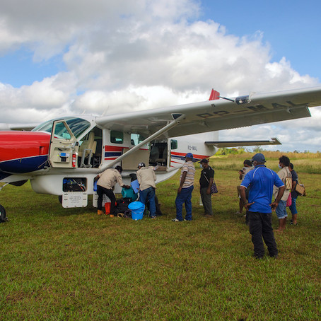 Hope Delivered in Papua New Guinea