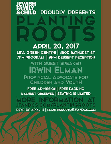 Planting Roots 2017