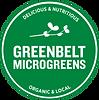 Greenbelt microgreens
