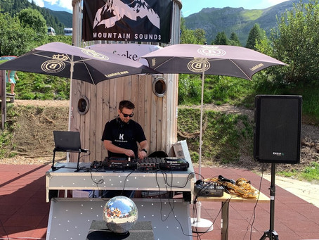 Gallery Mountain Sounds @ Jufa Hotel Malbun 31.08.19