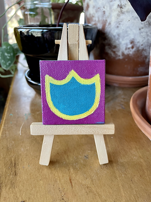Potawatomi Design | Tiny Painting