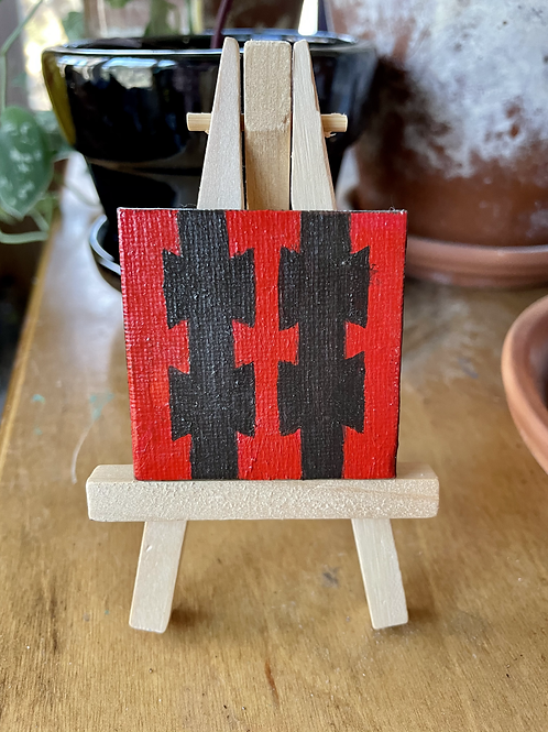 Navajo Design | Tiny Painting