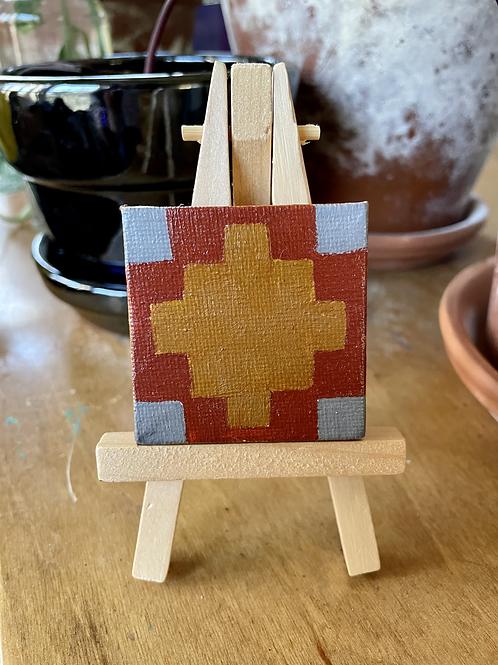 Navajo Design | Tiny Painting