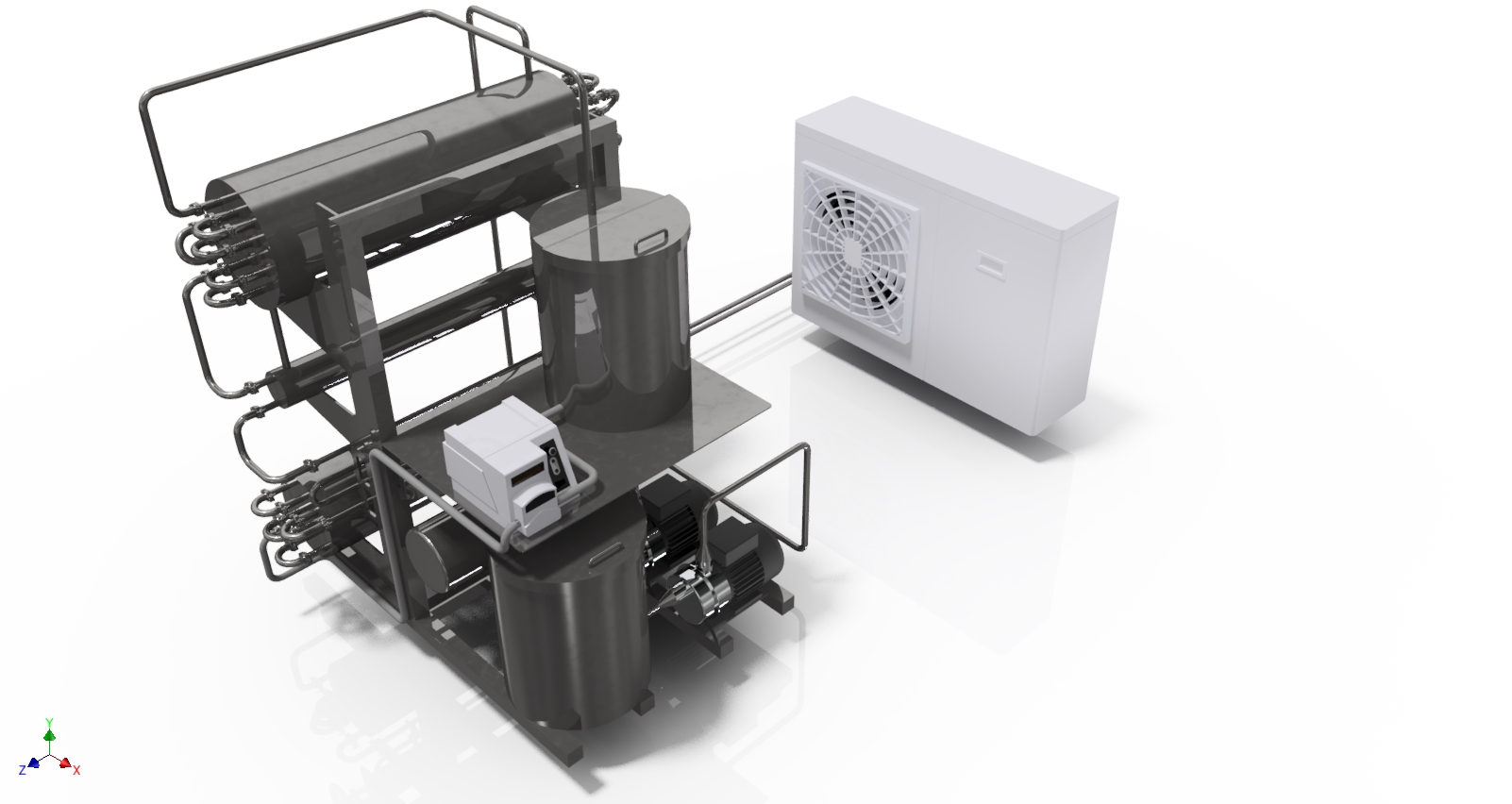 Lab Scale Pasteurizer