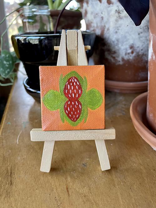 Potawatomi Design | Tiny Painting