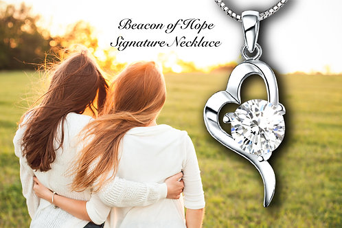 Signature Beacon of Hope Necklace