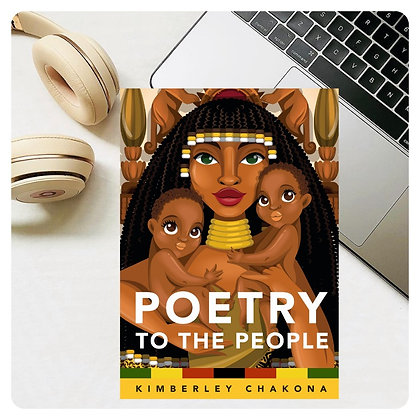 BOOK - POETRY TO THE PEOPLE