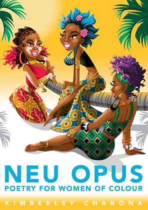 BOOK - NEU OPUS: POETRY FOR WOMEN OF COLOUR