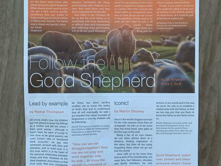 Parish newsletter, 25 April 2021