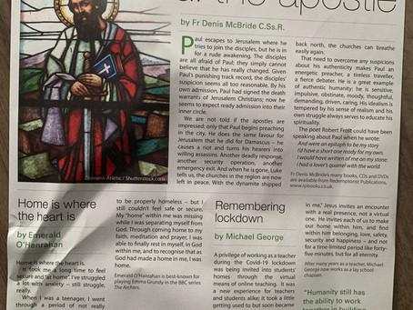Parish newsletter, 2 May 2021