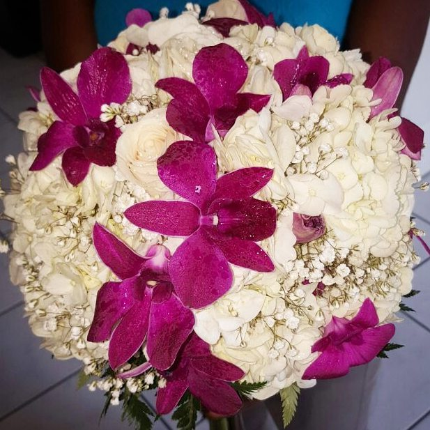 Bridal Bouquet Antigua