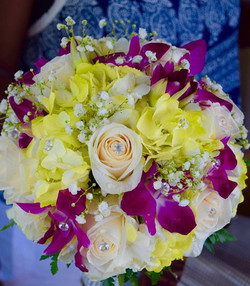 Bridal Bouquet Antigua