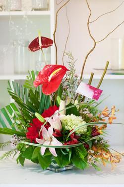 Floral Arrangements in ANU