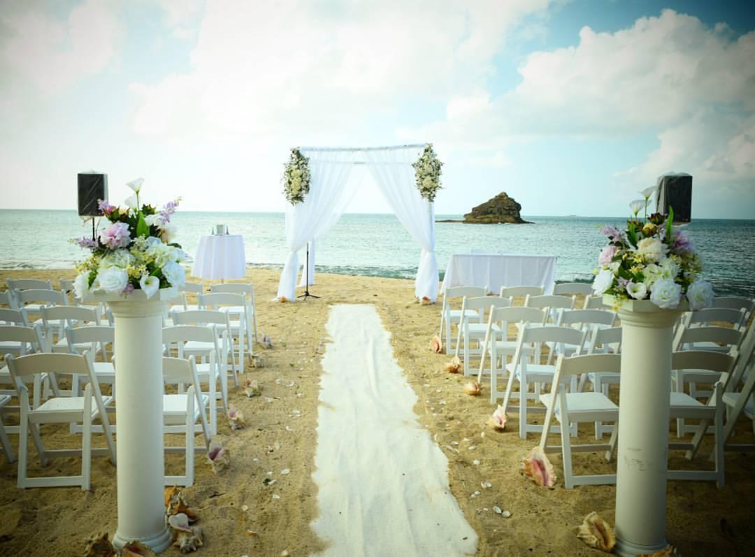weddings in antigua
