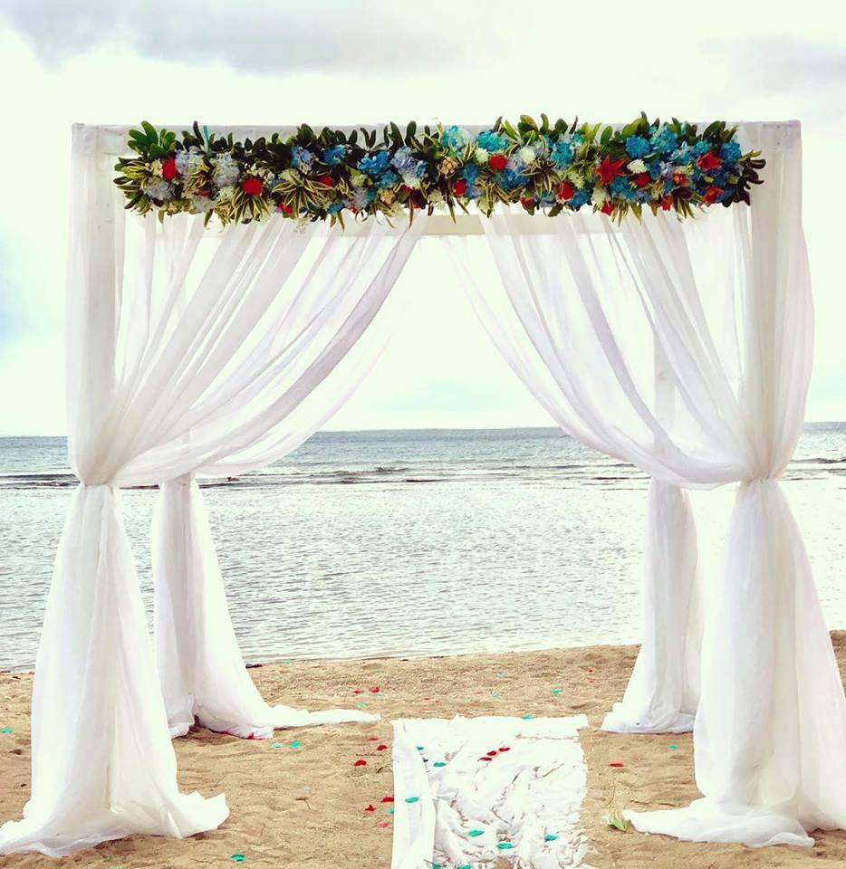 Wedding Arch 1