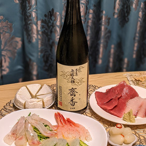 What pairs best with sake?
