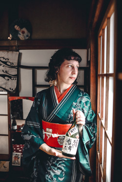 thinking about sake