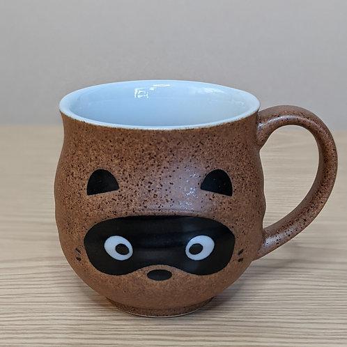 Tazza da tè tanuki