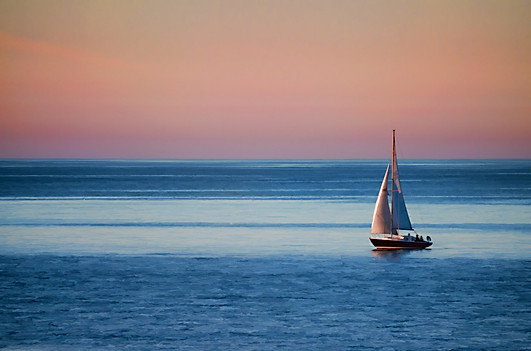 Sailing in Rockport