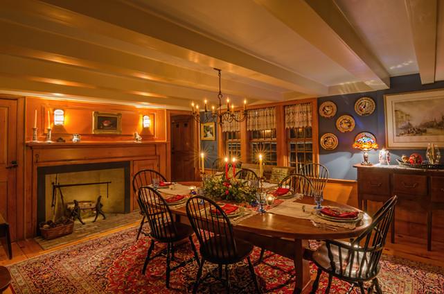 Colonial Era Dining Room