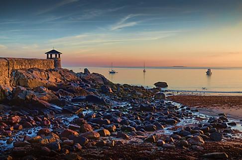 Dawn in Rockport I