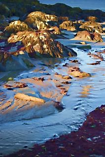 Stream Meets Ocean