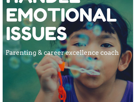 Embraced children-- keep away from emotional illness