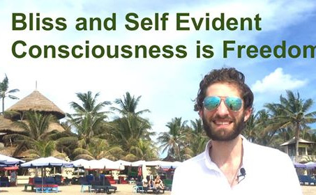 Freedom is Consciousness