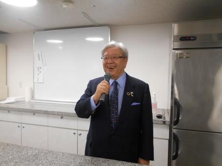 令和元年度 第2回料理研修会が開催されました