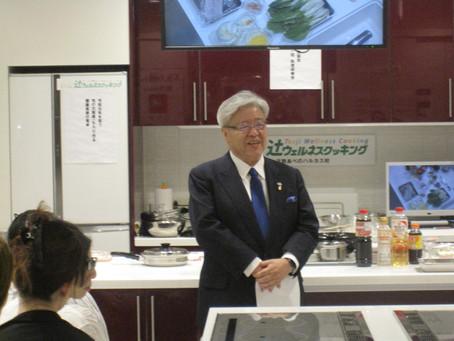 令和元年度 第1回料理研修会が開催されました