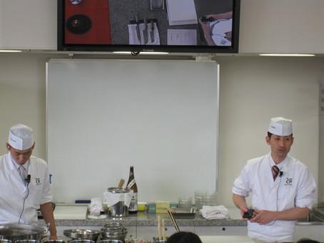 第1回料理研究会を開催しました