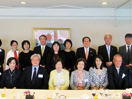 西日本料理学校協会令和元年度総会&懇親会を開催しました