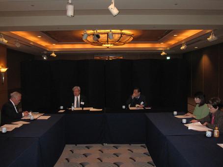 平成30年度第3回理事会が開催されました
