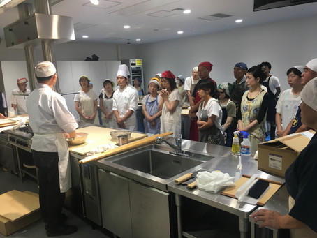 平成29年度「第3回料理研修会」を開催しました