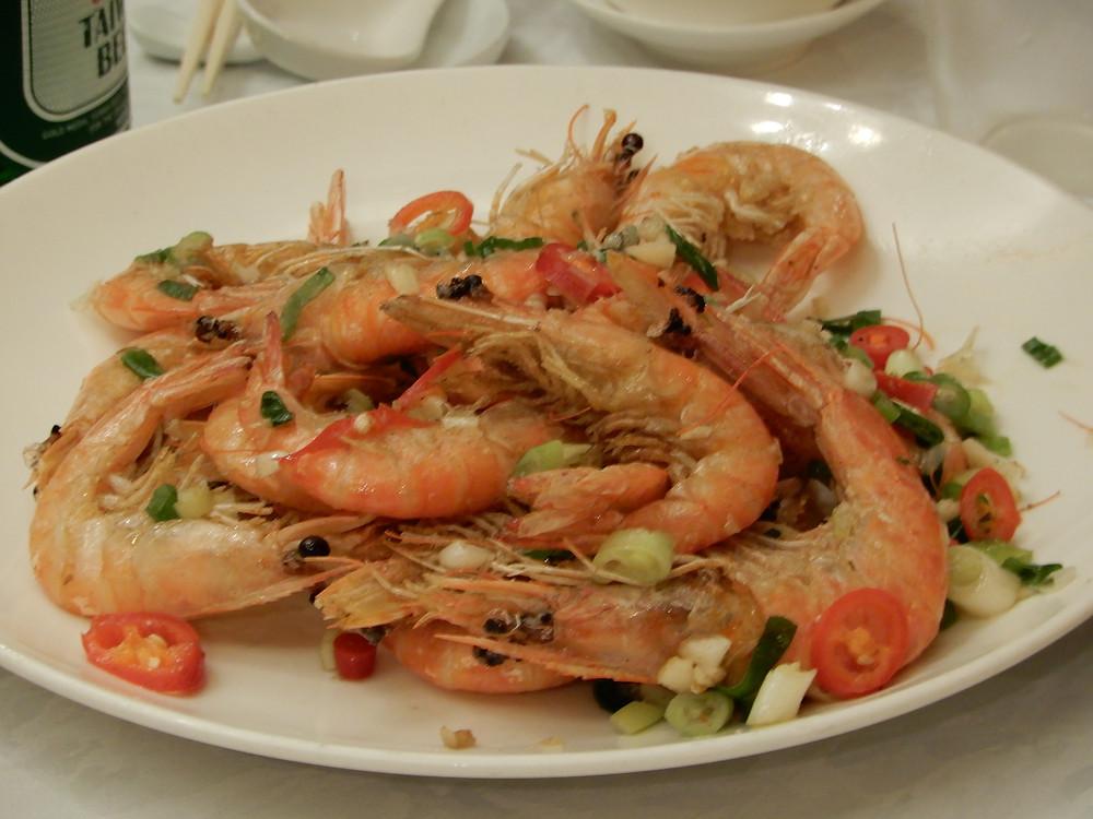 台湾料理の名店「欣葉」で台湾料理をいただきました!