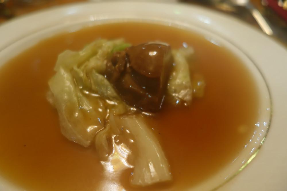 正福縁での台湾料理