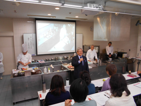 平成30年度第2回料理研修会が開催されました【平成31年2月10日(日)】