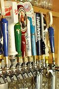 Draft beer handles