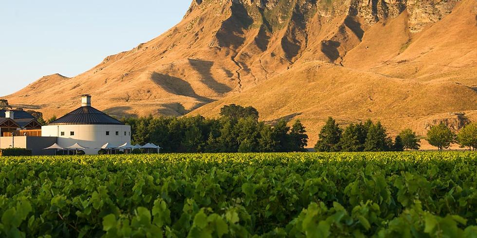 DINE 'Craggy Range' - New Zealand Wine Dinner