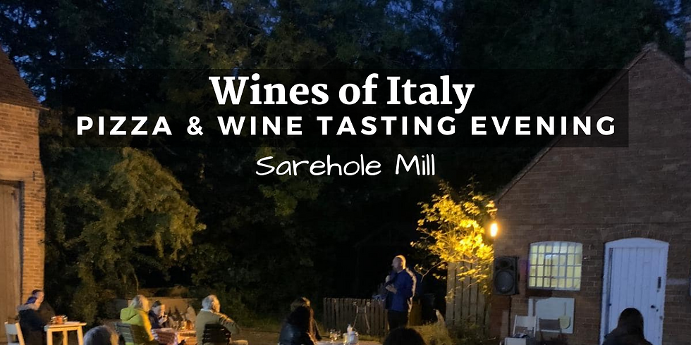 Pizza and Wine Tasting