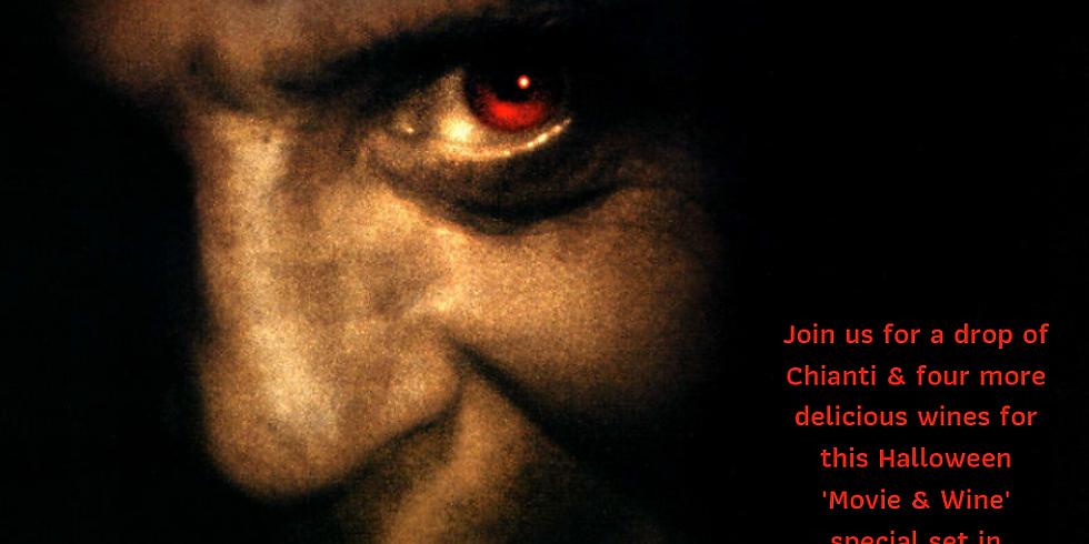 FILM 'Hannibal' Halloween 'Movie with Wine' experience