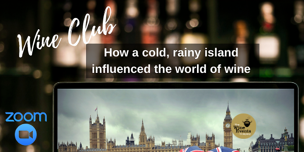 TASTE Online - How a cold rainy island influenced the world of wine