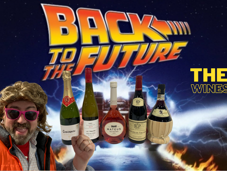 Bringing Wine 'Back to the Future'