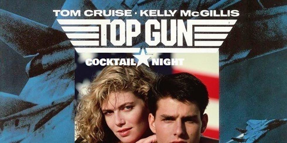 FILM Top Gun with Eighties Cocktails