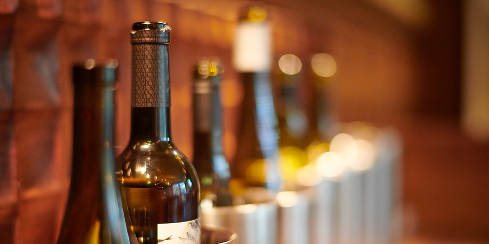 TASTE Solihull Wine Club 'New Year New Wines' SOLD OUT