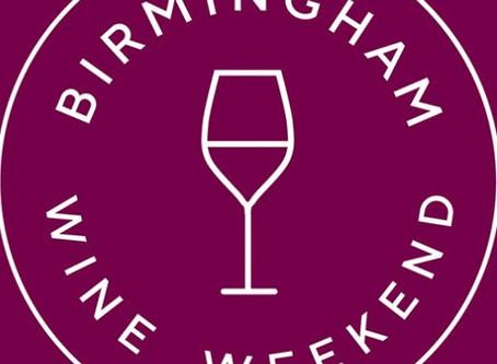 Birmingham Wine Weekend - What is it?