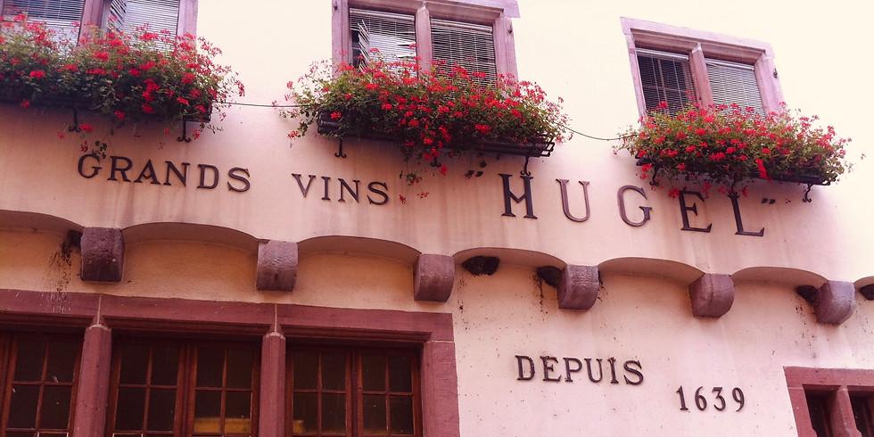 DINE 'Hugel' Alsace Wine Dinner