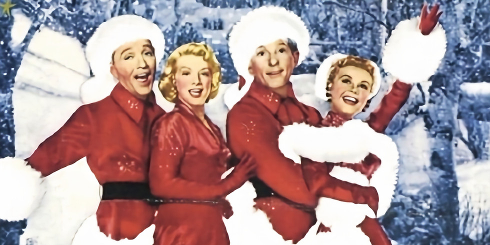 FILM White Christmas with Wine