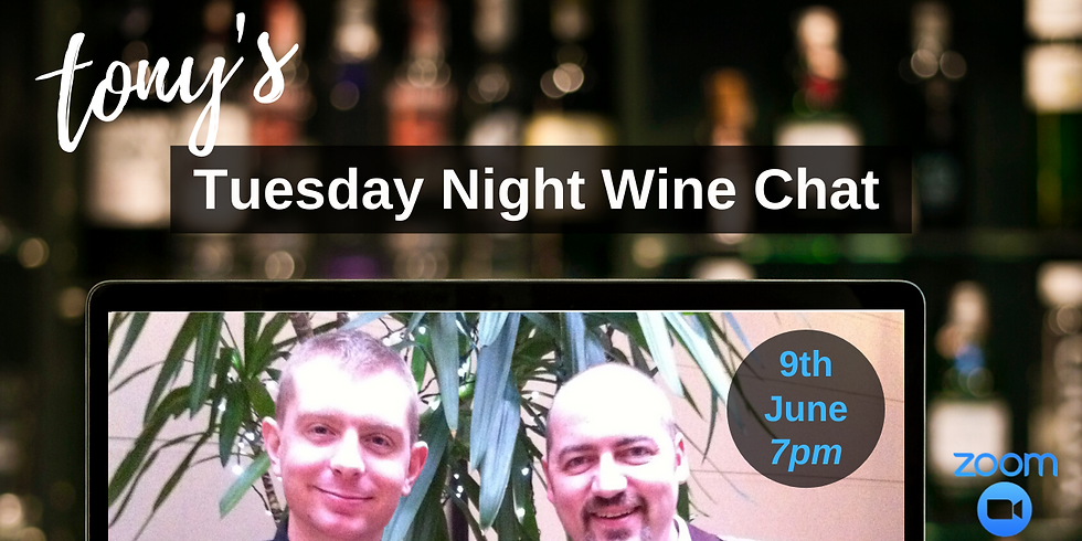 Tuesday Night Wine Chat with Francois Bourde