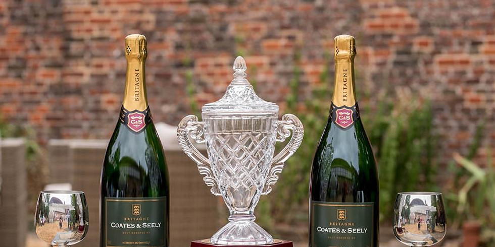 DINE Champagne vs English Sparkling Wine Dinner